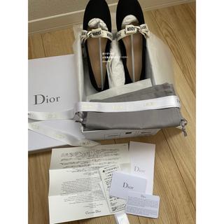 クリスチャンディオール(Christian Dior)のdior バレエシューズ(バレエシューズ)