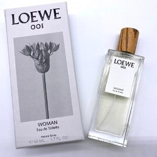 ロエベ(LOEWE)の未使用 ロエベ 香水 ウーマン 001 オードトワレ 50ml(香水(女性用))