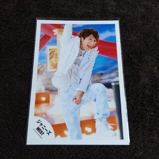 ジャニーズウエスト(ジャニーズWEST)のジャニーズWEST 濵田崇裕 公式写真⑮(アイドルグッズ)