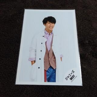 ジャニーズウエスト(ジャニーズWEST)のジャニーズWEST 濵田崇裕 公式写真29(アイドルグッズ)