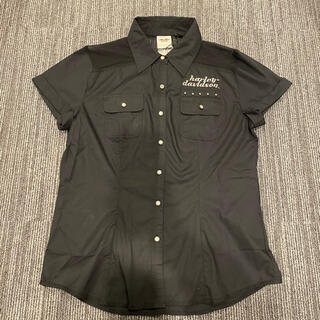 ハーレーダビッドソン(Harley Davidson)のHarley-Davidson シャツ(シャツ/ブラウス(半袖/袖なし))