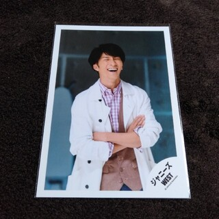 ジャニーズウエスト(ジャニーズWEST)のジャニーズWEST 濵田崇裕 公式写真30(アイドルグッズ)