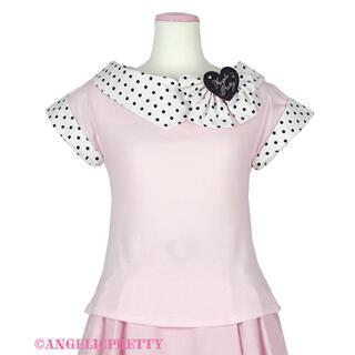 アンジェリックプリティー(Angelic Pretty)のMilkshakeカットソー(Tシャツ/カットソー(半袖/袖なし))