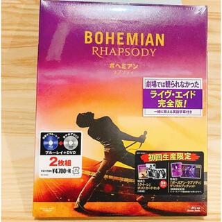 ボヘミアンラプソディ【ブルーレイ+DVD】(映画音楽)