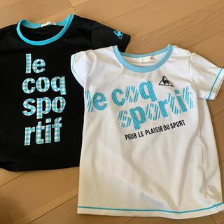 ルコックスポルティフ(le coq sportif)のルコックTシャツサイズ120センチ(Tシャツ/カットソー)