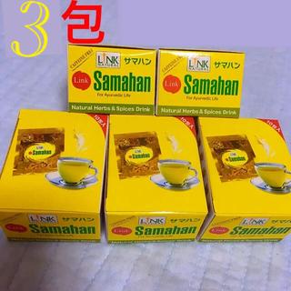 めぐり改善!代謝UP サマハン スパイスティー 3包(茶)