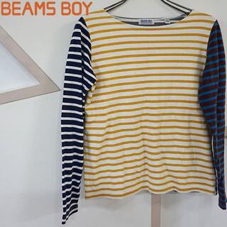 ビームスボーイ(BEAMS BOY)のBEAMS BOY 長袖 Tシャツ マルチカラー 4805255(Tシャツ(長袖/七分))