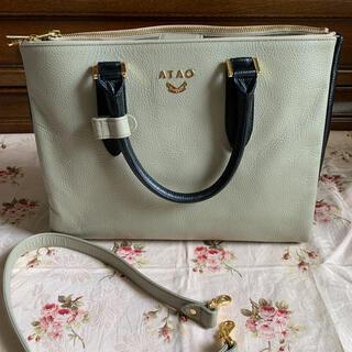 アタオ(ATAO)のATAO Dolly アタオ ドリー トートバッグ  ショルダーバッグ(トートバッグ)