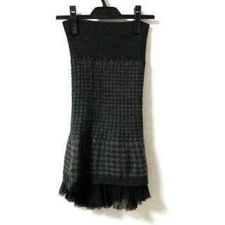 サカイ(sacai)のサカイ スカート サイズ2 M レディース -(その他)