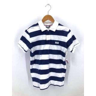 ヘリーハンセン(HELLY HANSEN)のHELLY HANSEN(ヘリーハンセン) ワンポイントロゴボーダーポロシャツ(ポロシャツ)