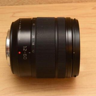 Panasonic - Panasonic 12-60mm F3.5-5.6 H-FS12060