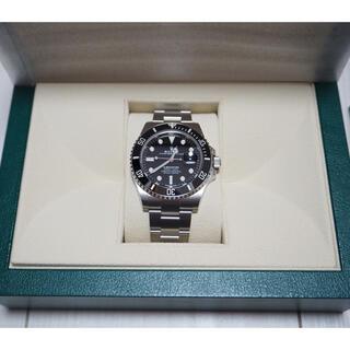 ロレックス(ROLEX)の新品未使用 ロレックス サブマリーナ デイト レア 正規店購入 付属品完備(腕時計(アナログ))