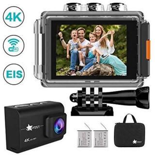専用ページ YDST(ワイディエスティ) アクションカメラ 4Kカメラ 新品(ビデオカメラ)