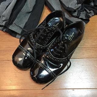 コムデギャルソン(COMME des GARCONS)のtricot commedes garcons. Shoes 2(ローファー/革靴)