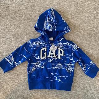 babyGAP - 【新品】GAPパーカー 男の子 80cm Babyboy 12-18month