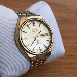 セイコー(SEIKO)の専用!SEIKO SUPERIOR 4883-8100 ゴールド(腕時計(アナログ))