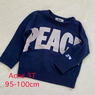 アクネ(ACNE)のAcne MINIATUREアクネ★スウェット 95-100cm(Tシャツ/カットソー)