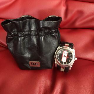 ドルチェアンドガッバーナ(DOLCE&GABBANA)のドルチェ&ガッバーナ DOLCE&GABBANA ドルガバ  時計 腕時計(腕時計(アナログ))