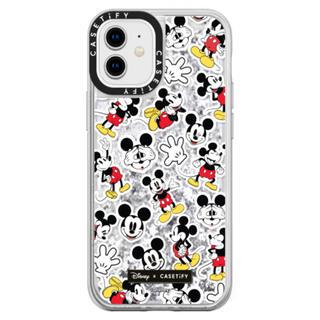 ディズニー(Disney)のcasetify disney iPhone12 mini ケース 新品未使用(iPhoneケース)