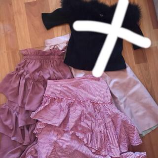 リルリリー(lilLilly)の【タグあり】リルリリー♡まとめ売り♡(ひざ丈スカート)