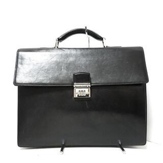 モンブラン(MONTBLANC)のモンブラン ビジネスバッグ 黒 レザー(ビジネスバッグ)