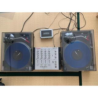 Technics ターンテーブル SL-1200 MK5 セット(ターンテーブル)