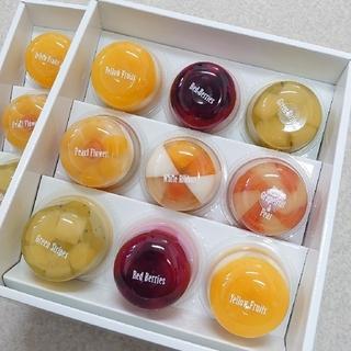 たかはたファーム ミックスゼリー詰合せ(9個)☓2箱(菓子/デザート)