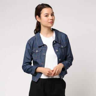 アプワイザーリッシェ(Apuweiser-riche)のシャツデニムジャケット(Gジャン/デニムジャケット)