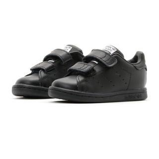 アディダス(adidas)の各サイズあり❤️新作希少‼️アディダス スタンスミス ベルクロ❤️ブラック 黒(スニーカー)