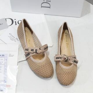 ディオール(Dior)のDIOR バレエシューズ(バレエシューズ)