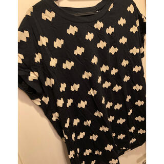 ソウソウ(SOU・SOU)の総柄Tシャツ半袖(Tシャツ(半袖/袖なし))