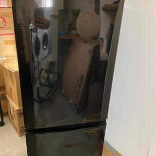 ミツビシデンキ(三菱電機)の三菱 2ドア冷蔵庫 2015年製(冷蔵庫)