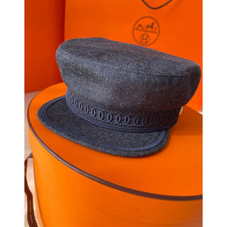 エルメス(Hermes)のHERMES帽子 新作キャスケット 2021SS(キャスケット)