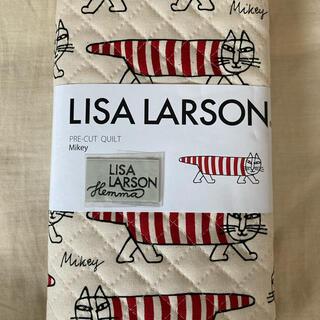リサラーソン(Lisa Larson)のリサラーソン マイキー キルティング生地(生地/糸)