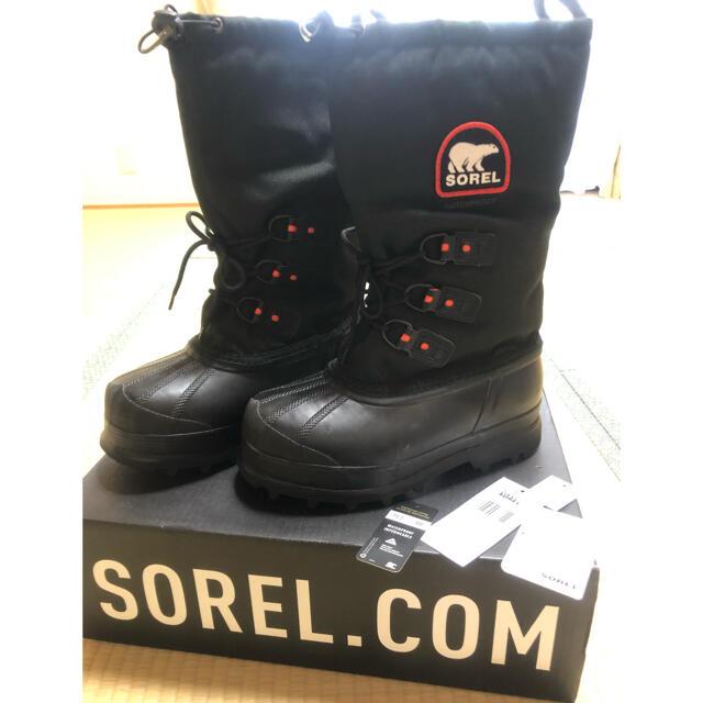 SOREL(ソレル)のSOREL ロングスノーブーツ スポーツ/アウトドアのスキー(ブーツ)の商品写真