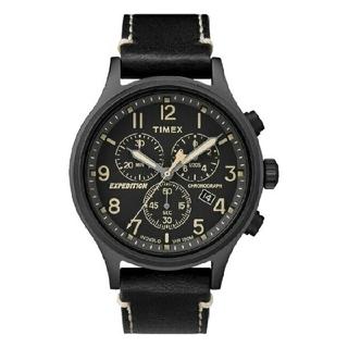 タイメックス(TIMEX)のTIMEX(タイメックス)/TW4B09100 クロノグラフウォッチ/ブラック(腕時計(アナログ))