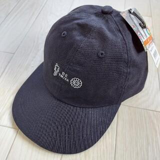 ユニクロ(UNIQLO)の新品!《UNIQLO☆》ユニセックス キャップ ONE SIZE ~59.0cm(キャップ)