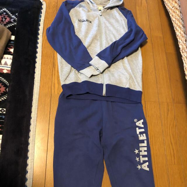 ATHLETA(アスレタ)のジャージ キッズ/ベビー/マタニティのキッズ服男の子用(90cm~)(その他)の商品写真
