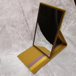 シセイドウ(SHISEIDO (資生堂))の資生堂花椿会シルバークラス記念品 ハンディミラー(ミラー)