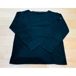 セントジェームス(SAINT JAMES)の0サイズ ブラック(Tシャツ(長袖/七分))
