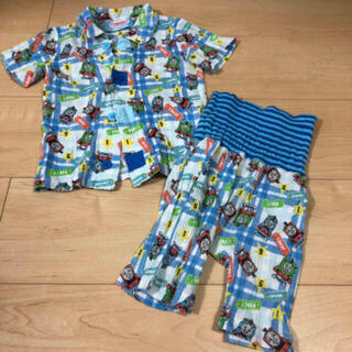 しまむら - トーマス  パジャマ 半袖 95cm