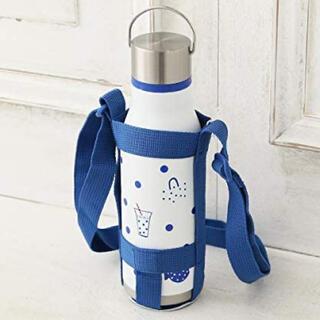 アフタヌーンティー(AfternoonTea)のAfternoonTea LIVING カルピス/ストラップ付きステンレスボトル(水筒)