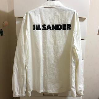 ジルサンダー(Jil Sander)のジルサンダー JIL SANDER コーチジャケット サイズ48(ブルゾン)
