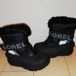 ソレル(SOREL)のソレル17~18cm ほぼ新品✨(ブーツ)