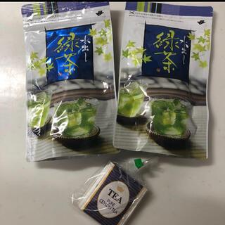 お値下げ 水出し緑茶 紅茶セット 食品(茶)