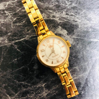 アガット(agete)のロゼモン  アンティーク  腕時計(腕時計)