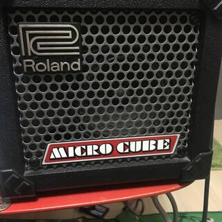 ローランド(Roland)のローランド マイクロキューブ(ギターアンプ)