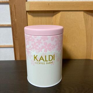 KALDI - カルディ さくらキャニスター 新品 3/18発売