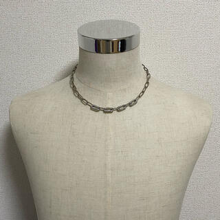 アンユーズド(UNUSED)のsilver 925 シルバー ネックレス ヴィンテージ (ネックレス)