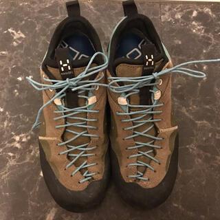 ホグロフス(Haglofs)のホグロフス 登山靴 シューズ 23.2cm ROC LEGEND Q GT (登山用品)